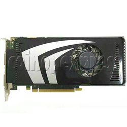 Graphics Card for Wangan Midnight Maximum Tune 5DX PLUS - Part No.9600GS