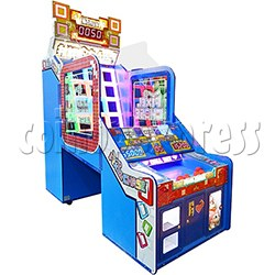 Pixel Chase Ticket Redemption Arcade Machine