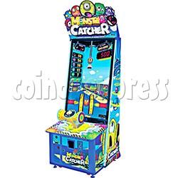 Monster Catcher Skill Test Video Redemption Game machine
