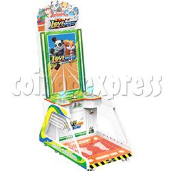 Love Sports Ticket Redemption Arcade Machine
