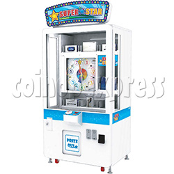 Super Star Skill Test Prize Game machine