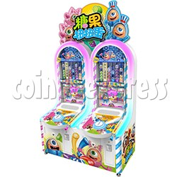 Candy Gumball Capsule Video Game Ticket Redemption Machine