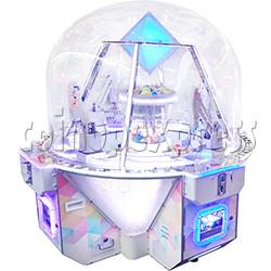 Magic Pyramid Prize Machine ( 4 players)