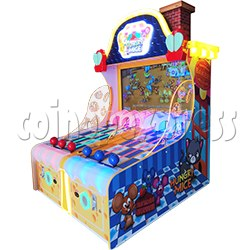 Hungry Mice Ticket Redemption Arcade Machine with 55