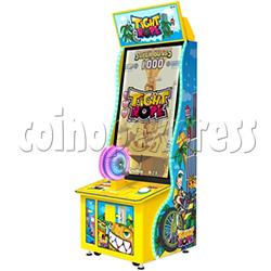 Tight Rope Video Arcade Ticket Redemption Game Machine