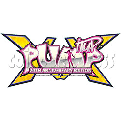 Pump It Up XX 20th Anniversary Full Game Board Kit