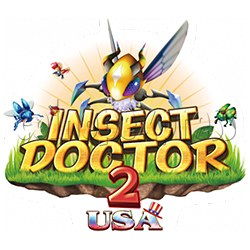 Insect Doctor 2 USA Edition Arcade Game Full Gameboard Kit