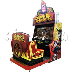 Bounty Ranger Arcade Machine