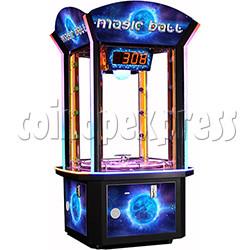 Magic Ball Ticket Redemption Arcade Machine