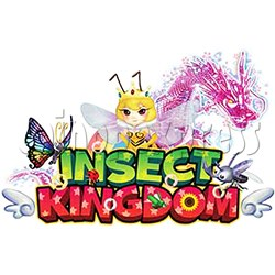 Insect Kingdom Fishing Game Board Kit