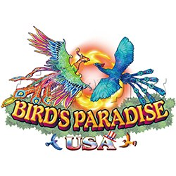 Bird Paradise USA Arcade Game Full Game Board Kit