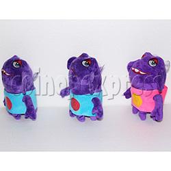 Ozai Aliens Plush Toy 8 inch