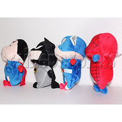 Standing Superman Plush Toy 8 inch