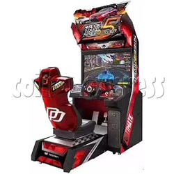 Speed Driver 5 Video Arcade Racing Game Machine