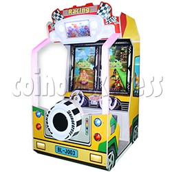Indiana Racing Video Driving Game 2 Players