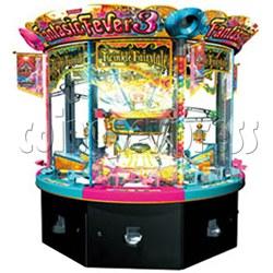 Fantastic Fever 3 Medal Arcade Game