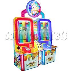 Crazy Rush Ball Ticket Redemption Arcade Machine