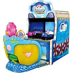 Sea Adventure Water Shooter Ticket Redemption Arcade Machine