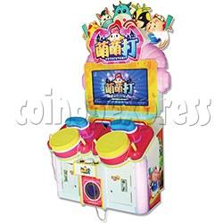 Ha-Ha Drums Music Game Machine