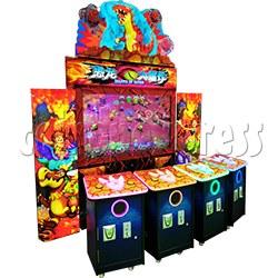 Legend Of Dinosaurs 2 Ticket Redemption Arcade Machine