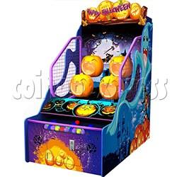 Happy Halloween Ticket Redemption Machine