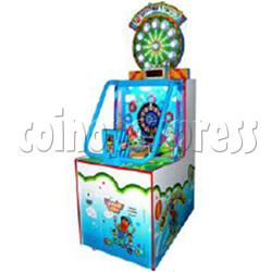 Wonderland Ticket Redemption Machine