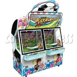 Kick Mania Soccer Game Ticket Redemption Arcade Machine
