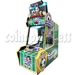 Soccer Super Star Ticket Redemption Arcade Machine