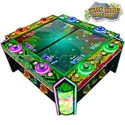 Funky Snake Ticket Redemption Arcade Machine 8 Players