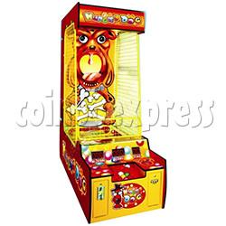Hungry Dog I Ticket Redemption Arcade Machine