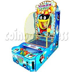 Funny Penguin II Feeding Ball Ticket Redemption Game