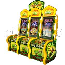 Zombie Hunting Ticket Redemption Arcade Machine