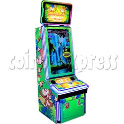 Monkey Swings Ticket Redemption Arcade Machine