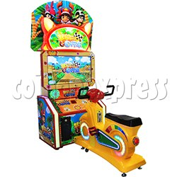 Mini Bike Sport Game Machine For Kid