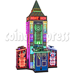 Can You Beat Ben 4 Player Ticket Redemption Machine
