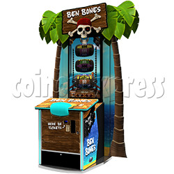 Ben Bones 43 inch Ticket Redemption Arcade Machine