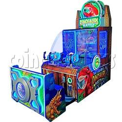 Dinosaurs Battle Water Shooter Ticket Redemption Arcade Machine
