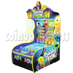 Spooky Fun Ticket Redemption Arcade Machine
