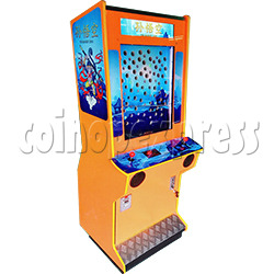 The Monkey King Mechanical Action Ticket Redemption Arcade Machine