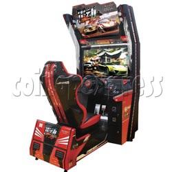 Storm Racer Arcade Video Racing Machine