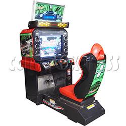 Wangan Midnight Maximum Tune 3DX Plus Racing Machine