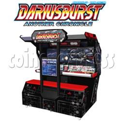 Darius Burst: Another Chronicle Shooting Game