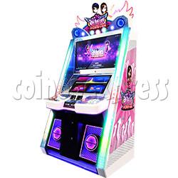 Super Finger Dance Arcade Machine