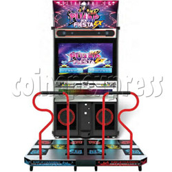 Pump It Up 2011 Fiesta EX Dancing Machine