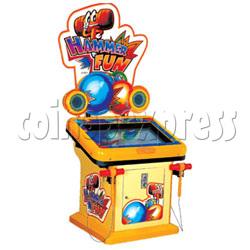 Hammer Fun Arcade Ticket Redemption Machine