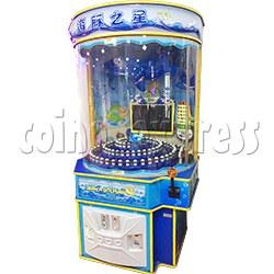 Spin A Dolphin Arcade Ticket Redemption Machine