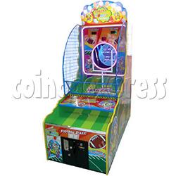 Cheeky Monkey Football Arcade Ticket Redemption Machine