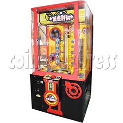 Golden Timing Arcade Ticket Redemption Machine