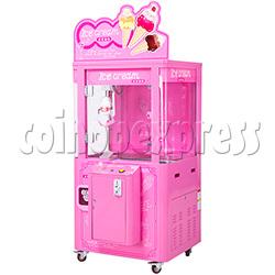 Ice Cream Claw Vending Machine - 1 Player