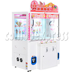 Ice Cream Claw Vending Machine - 2 Player